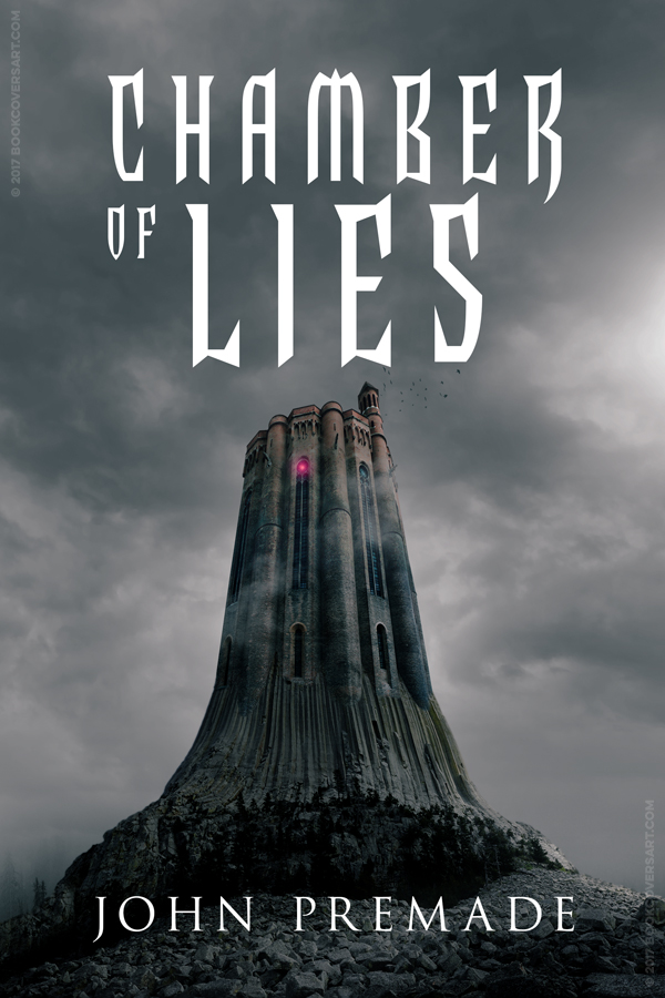 Premade Book Cover Art : Chamber of lies premade horror gothic dark fantasy ebook