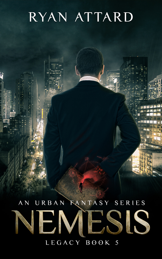 Urban Fantasy Book Cover : Fiction book covers design for independent authors