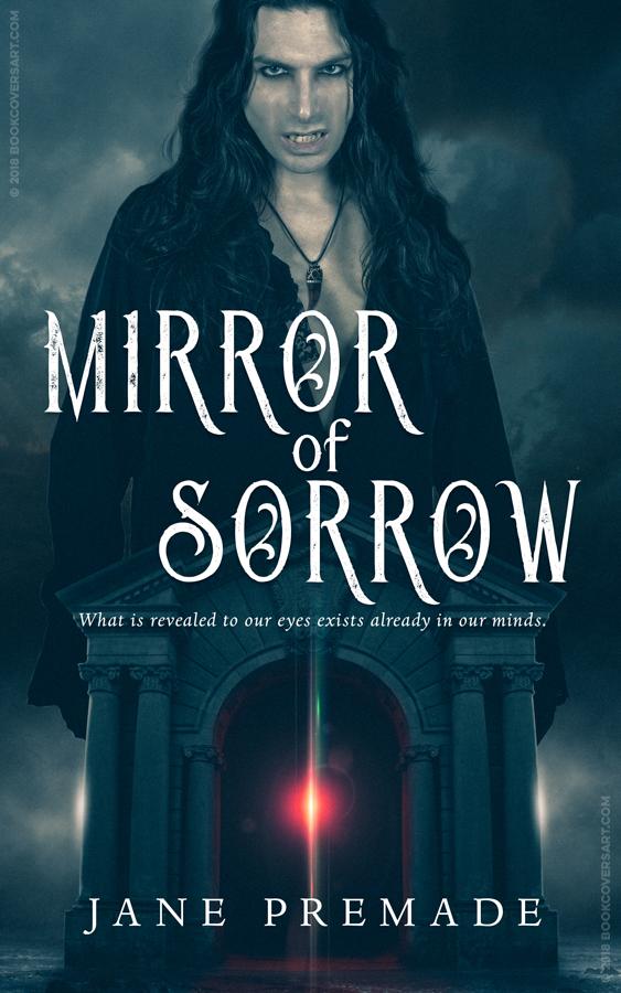 Vampire Book Cover Art : Mirror of sorrow gothic horror fantasy romance vampire