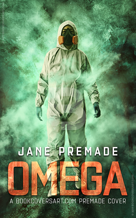 Post Apocalyptic Apocalypse Thriller Premade Book Cover