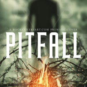 Thriller Crime Mystery Premade Book Cover