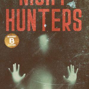 Horror Thriller Premade Book Cover