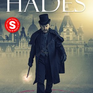 Historical-Fantasy-Victorian-Mystery-Premade-Book-Cover-Shield-of-Hades