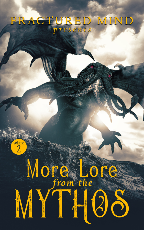 More Lore from the Mythos Supernatural Horror Book Cover