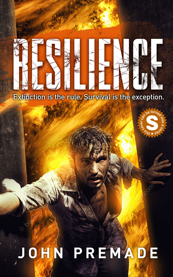 Apocalypse-Post-Apocalyptic-Action-Thriller-Terrorist-Attack-Premade-Book-Cover-Resilience
