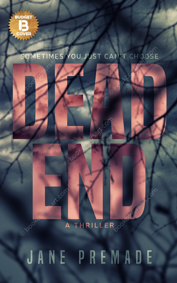 Mystery-Suspense-Horror-Thriller-Premade-Book-Cover-Dead-End