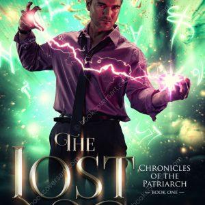 Urban-Fantasy-Magic-Premade-Book-Cover-The-Lost-Gem