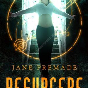 Urban-Fantasy-Soperhero-Supernatural-Paranormal-Premade-Book-Cover-Resurgere