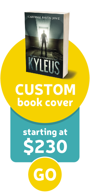 Custom book cover