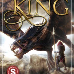 Epic High Fantasy Book Cover