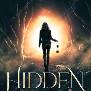 Dark Fantasy Premade Book Cover