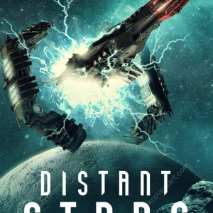 science fiction premade book cover