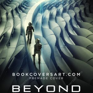 Science-Fiction premade book cover