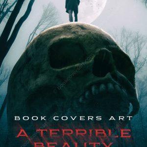 Horror Psychological Thriller Premade Book Cover